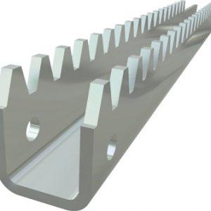 tandbaan H=22 m/m