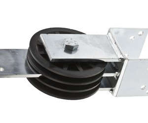 rolstel 100 mm dubbel